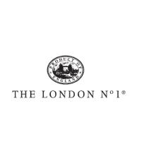 Cradle for the London no.1 Original Blue Gin