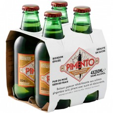 Pimento Gingembre Spicy Gemberbier 25cl Tray 4 Flesjes