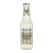 Fever Tree Ginger Beer Fles, 24x20cl