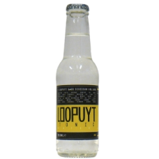 Loopuyt Tonic Water 20cl doos 24 flesjes