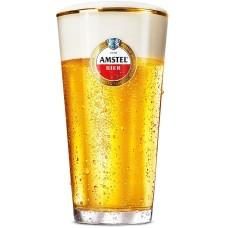 Amstel Bierglazen Vaasje 25cl Doos 6 Stuks