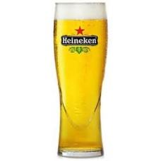 Heineken Ellipse Bierglas 25cl, Doos 6 Glazen