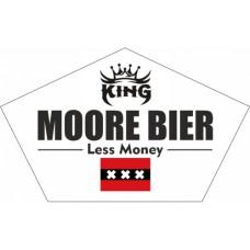 Partyfust Biervat 5 Liter Met Tapvat met Kraantje Moore Pils (huismerk)