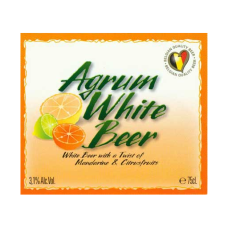 Agrum White Witbier Biervat Fust 20 Liter | Levering Heel Nederland!