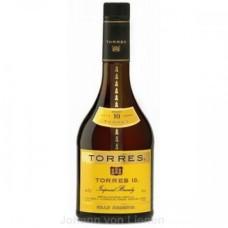Torres 10 jaar Brandy 70cl