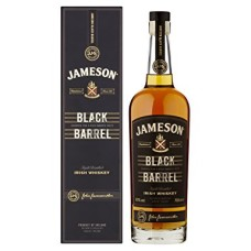 Jameson Black Barrel Irish Whisky 70cl + Geschenkdoos