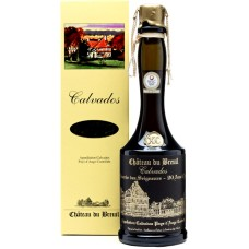 Chateau Du Breuil  XO Calvados Fles 70cl