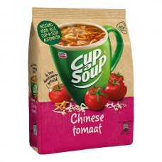 Cup a Soup Chinese Tomaat Groot Machine Zak 636gr