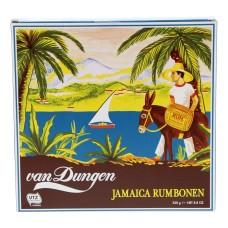 Jamaica Rumbonen Chocolade met echte Rum 3,7% Alcohol / Doos 250 gram