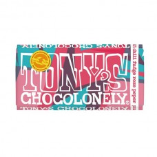 Tony's Chocolonely Pure Chocolade Chilifudge-Roze Peper