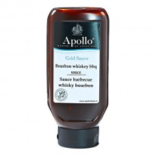 Apollo Bourbon Whisky Bbq Saus Fles 67 cl
