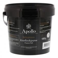 Apollo Delicatessen Knoflookpuree Pot 1 Kilo