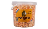 Oranje Zoete Popcorn XXL SILO 5 LITER Koningsdag - EK Voetbal Cadeau! Glutenvrij