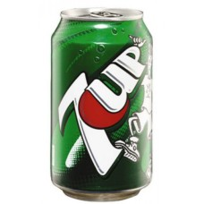 7Up Blik, Tray 24 Blikjes 33cl