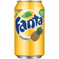 Fanta Ananas Tray 12 Blikjes 355ml (Pineapple)