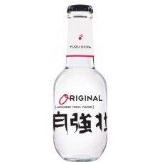 Original Yuzu Tonic Water 20cl doos 24 flesjes