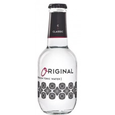 Original Tonic Water 20cl Doos 24 Flesjes