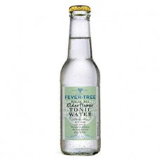 Fever Tree Elderflower Tonic 20cl en 24 flesjes