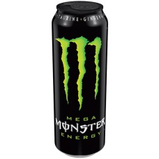 Monster MEGA Energy Drink Blikjes XXL 553ml, Tray 12 Stuks