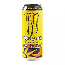 Monster Doctor Valentino Rossi Blikjes, Tray 12x50cl