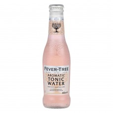 Fever Tree Aromatic Tonic Water 20cl met 24 flesjes