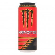 Monster Energy Lewis Hamilton Blikjes, Tray 12x50cl