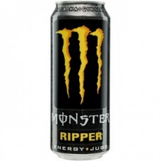 Monster Ripper Energy Juice Blikjes, Tray 12x50cl