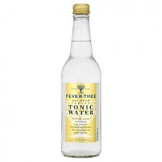 Fever Tree Indian Tonic 50cl, Doos 8x50cl