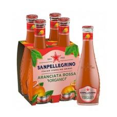 San Pellegrino Aranciata Rossa Organic Doos 24x20cl