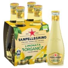 San Pellegrino Limonata Organic Doos 24x20cl