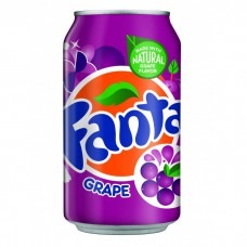 Fanta Grape Tray 12 Blikjes 355ml (Druiven)