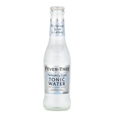Fever Tree Light Indian Tonic Fles, 24x20cl