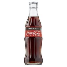 Coca Cola Zero Kleine Horeca Flesjes 20cl Krat 24 Stuks