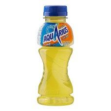 Aquarius Orange Flesjes Sportdrank Tray 24 Flesjes 33cl