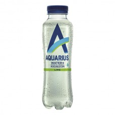 Aquarius Water + Essential Minerals Magnesium Lime Tray 12 Flesjes 40cl