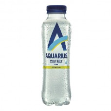Aquarius Water + Essential Minerals Zinc Lemon Tray 12 Flesjes 40cl