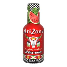 AriZona Iced Tea Watermelon 6 Flesjes 50cl