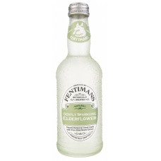 Fentimans Elderflower Lemonade 275ml Tray 12 flesjes
