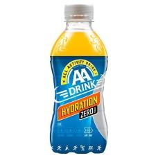 AA Drink Hydration Zero 33cl Doos 24 Stuks