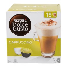 Dolce Gusto Gusto Cappuccino Koffie Doos 16 cups