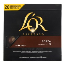L'OR Espresso Lungo Forza Koffiecapsules Doos 20 Cups