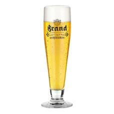 Brand Bierglas 'T Wielderke 25cl Doos 6 Bierglazen