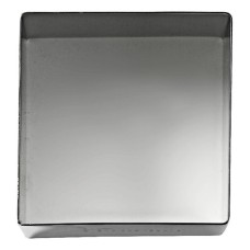 Garneerring RVS Vierkant 6 x 6 cm