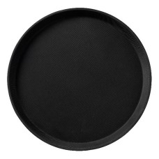 Dienblad Antislip Zwart 40,5 cm
