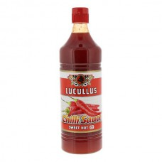 Lucullus Chilli Sauce Sweet Hot 1 Liter