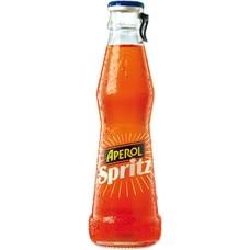 Aperol Aperitivo Spritz Kleine Mini Flesjes Doos 24x 17,5cl