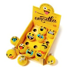 Emodka Emoji Vodka Smiley Mini, Pakje 12x5cl