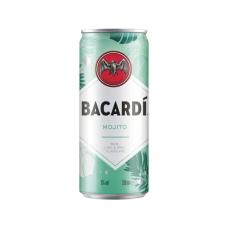 Bacardi Mojito Blikjes Premix 25cl Tray 12 Stuks