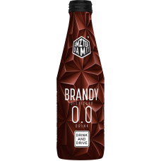 Amzterdamit Brandy 0.0 Alcoholvrij 25cl