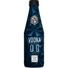 Amzterdamit Vodka 0.0 Alcoholvrij 25cl